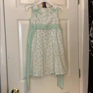 Gently used children's charter club dress